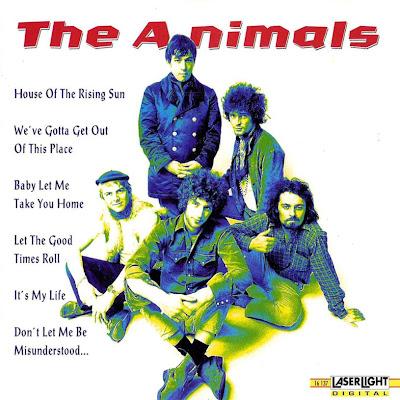 the Animals ~ 1964 ~ The Animals