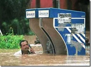 Telphone Flood