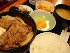 【渋谷ランチ】すき焼きランチ(松木家)