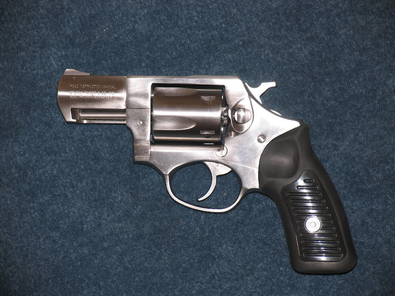 The latest addition to the collection - Revolver Handguns