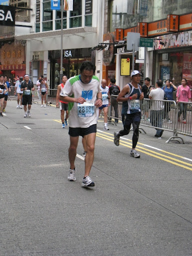 Hong Kong Marathon Photos
