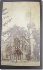 cabinet card church