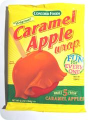 caramel apple package