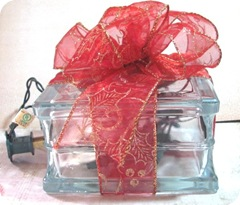 Christmas gift box red1