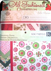 Christmas sale scrap pads