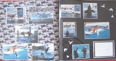 1986 Florida Seaworld double page spread