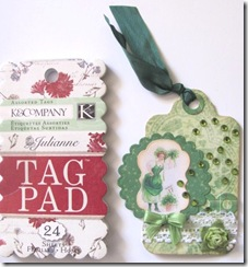 St. Patricks day tag from Paula arthaven2