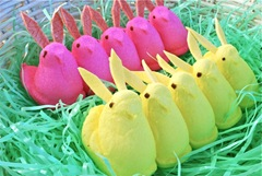 peep-bunnies in disguise