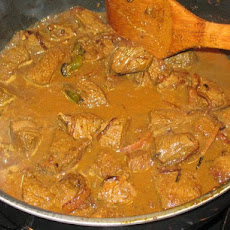 Goan Beef Curry With Vinegar: Beef Vindaloo by Aarti