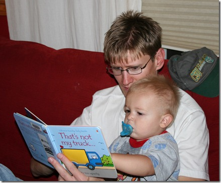 2010-10-17 Nate & Daddy Reading (3)