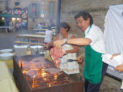 Festival in Sant'Angelo in Vado