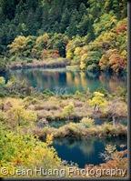 Shuzheng Lakes, Jiuzhaigou, Sichuan, China