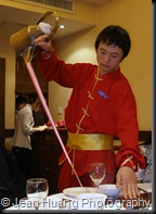Amazing Tea Pouring Skill - Changsha, Hunan, China