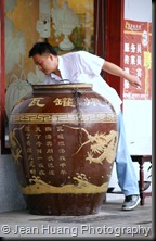 Stewed Soup in Big Pot - Changsha, Hunan, China
