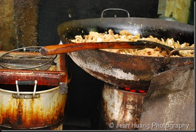 Cooking by the Street - Changsha, Hunan, China
