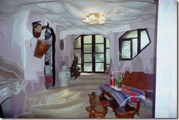 decoración interior rustica