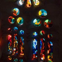 vitral-de-colore-Joan-Vila-i-Grau-sagrada-familia