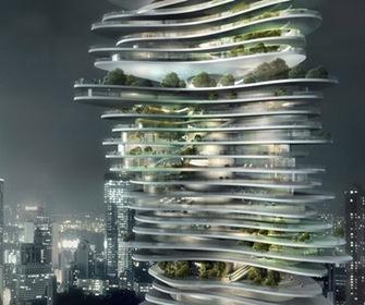 Arquitectura-sostenible-vegentacion-en-fachadas-URBAN-FOREST