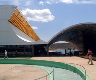 arquitecto lele brasil bajo costo prefabricado hospital.