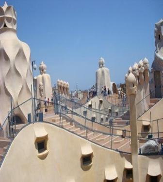 arquitectura-de-gaudi-en-barcelona