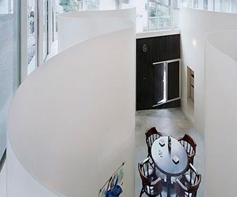 Clover House, Nishinomiya, Hyogo - Japón.,.
