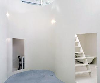 DISEÑO INTERIOR Clover House, Nishinomiya, Hyogo - Japón Katsuhiro Miyamoto & Associates