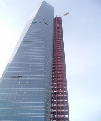 torre-cristal-Cesar-Pelli-madrid-