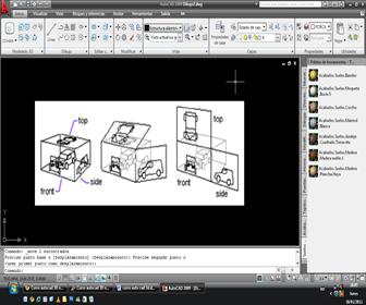 Dibujo 3D autocad