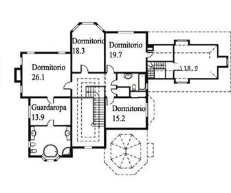 Casa prefabricada de madera sistema constructivo americano for Casas de madera estilo americano
