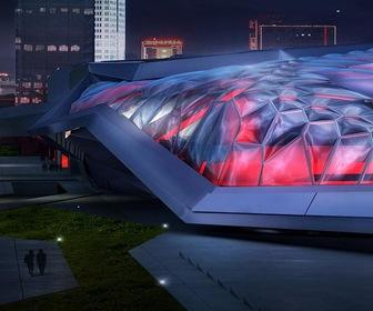 Shenyang-Civic-Sports-Center-and-2013-National-Games-Arena.-