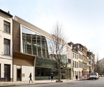 Teatro-Bronks-Bruselas-Bélgica