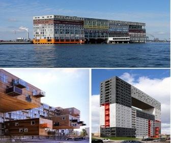 MVRDV-Silodam-Apartamentos-Wozoco-y-Mirador-Sanchinarro-arquitectura-moderna-viviendas
