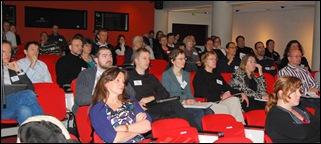 Zo'n 85 deelnemers kwamen voor Planets naar Den Haag