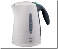 water heater tea 1 greengray