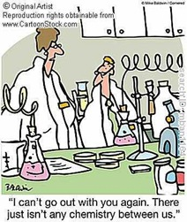 chemistry cartoon