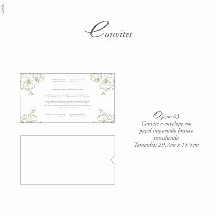 milão 02 convite casamento