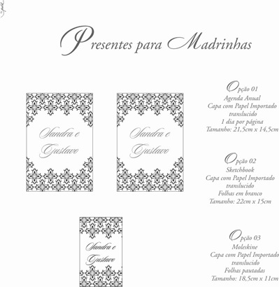 paris 06 convite casamento