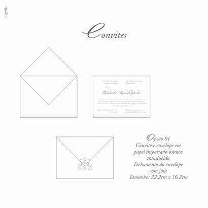 londres 01 convite casamento