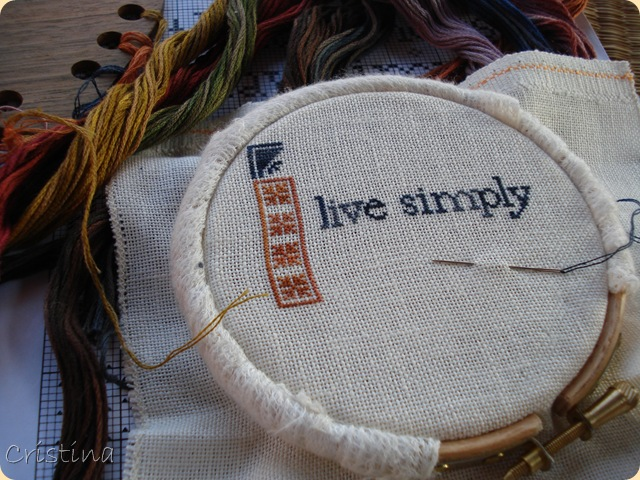 live simply comienzos