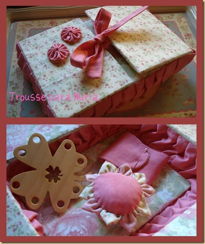 Collage trousse para Nuria