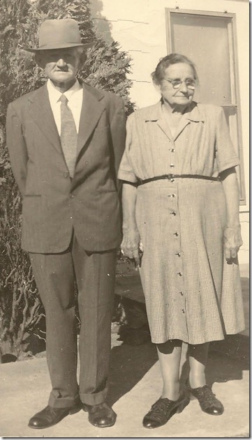 Grandmother and Granddaddy Venable