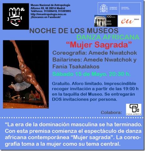 Noche-Museos-Danza-Africana