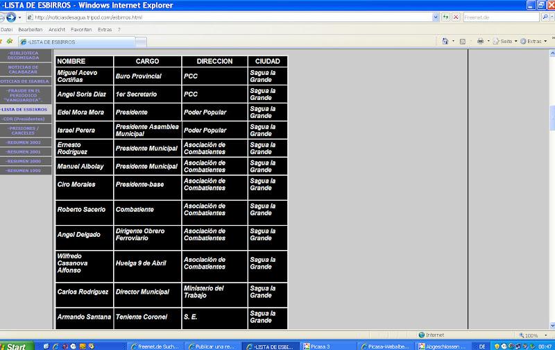 Chivatos y esbirros de la dictadura Vollbildaufzeichnung%2013.01.2009%20004710
