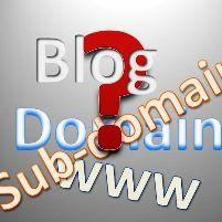 Blog İçin Domain mi, Subdomain mi Avantajlı?