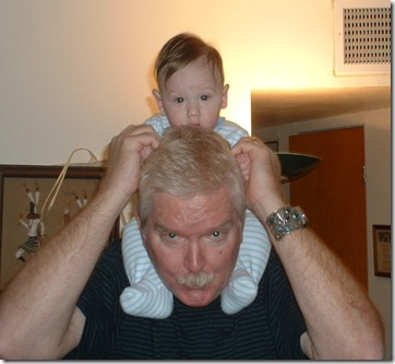 Jimi and Gramps_Jimis first Thanksgiving 2005_five months old2