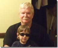jimishades and grandpa