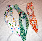 Set of 3 Kids' Sized Headwraps