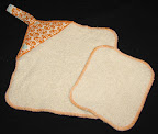 Seahorse Towels Set