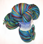Mosaic Moon Bean Sidhe Hand Painted Yarn ~1 Skein~