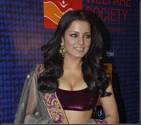celina jaitley Mijwan Fashion Show Manish Malhotra's latest fashion trends.jpg (7)